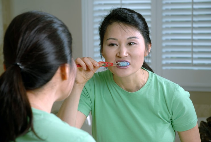 Don't brush your teeth