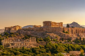 Athens, best places to visit in november